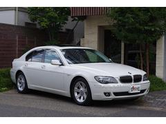 BMW740i 2オーナー BMW認定中古車履歴