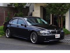 BMW740i 20インチアルミ フルエアロ コンフォートPKG