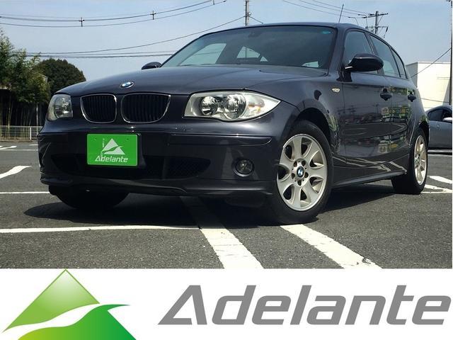 BMW 118i・ナビ・ETC・キーレス・プッシュ
