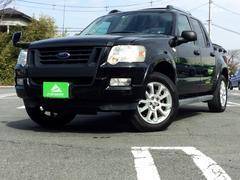 フォード エクスプローラースポーツトラックV8リミテッド 本革・サンルーフ・HDDナビ・フルセグ・