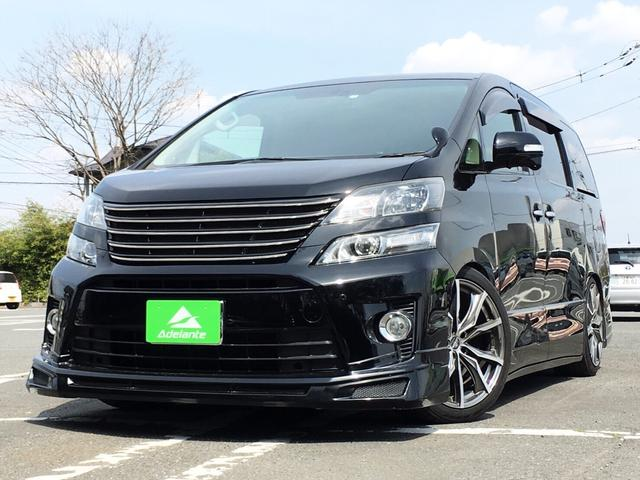 トヨタ Z Gエディション Wサンルーフ ツインモニター 本革シート