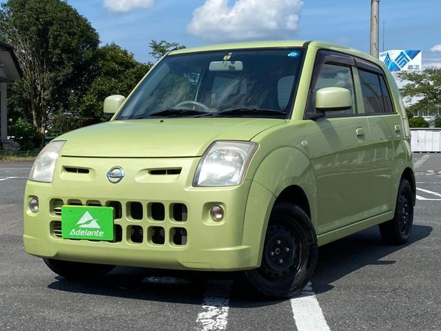 日産 ピノ S キーレス・ETC・CD・エアコン