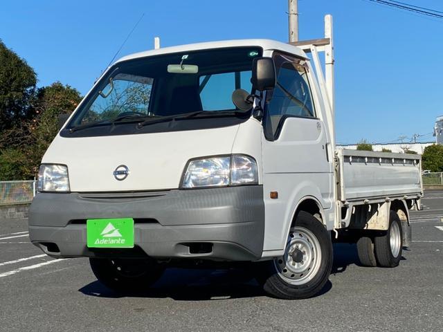 日産 スーパーローDX 5速MT・ダブルタイヤ・ETC・エアコン・パワーウィンドウ・ラジオ