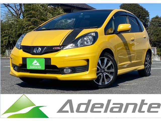 RS ファインスタイル KENWOODナビ・フルセグ・Bluetooth・ETC・HIDライト・スマートキー・ウインカーミラー・16インチアルミ・エアロパーツ・ユーザー買取車