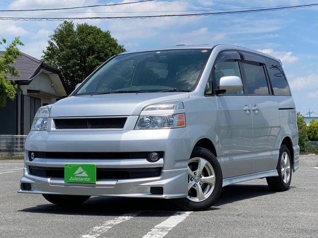 トヨタ X ワンオーナー・サンルーフ・両側パワースライド・フルエアロ・ETC・ユーザー買取車