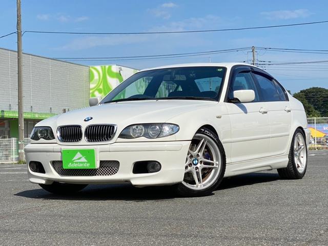 BMW 330i Mスポーツ ビルシュタイン車高調・18inアルミ・スーパースプリントマフラー・イカリング・HID・サンルーフ・黒レザーシート・木目パネル・ストラーダFクラスHDDナビ・バックカメラ・ハーマンカードンスピーカー