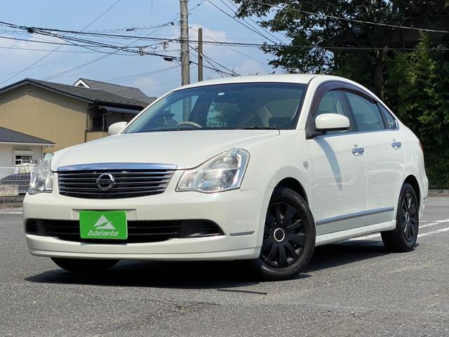 日産 ブルーバードシルフィ 20M CD・MD・キーレスエントリー・電格ミラー・パワーウインドウ・オートエアコン・ユーザー買取車両