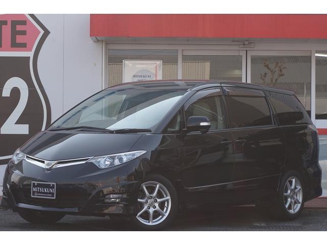 トヨタ 2.4アエラス Gエディション スマートキー ETC