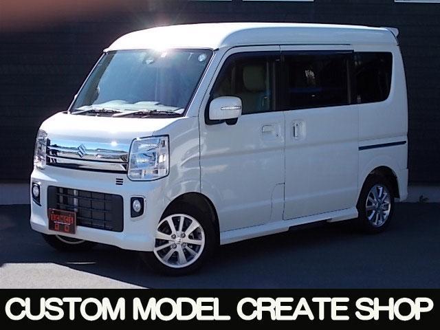 「スズキ」「エブリイワゴン」「コンパクトカー」「東京都」の中古車