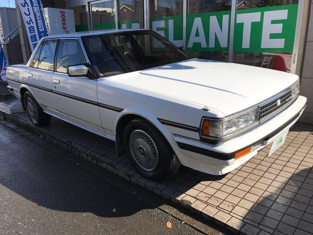 トヨタ スーパールーセント ツインカム24 GX71 ワンオーナー
