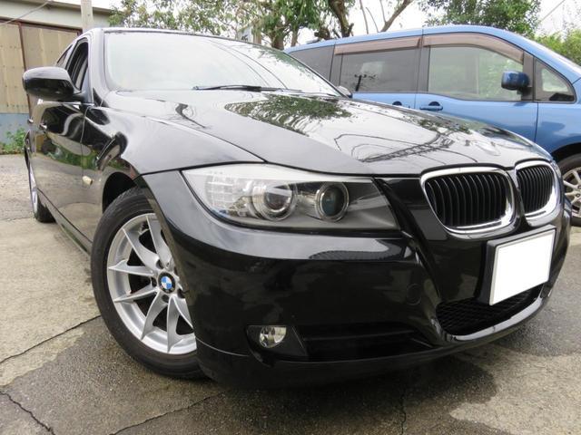 BMW 320i ハイラインパッケージ本革シートTVキット