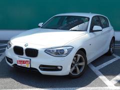 BMW116i 純正SDナビ HID スポ−ツシ−ト