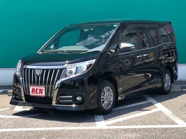 トヨタ Gi ブラックテーラード 9インチナビ LED Wパワスラ