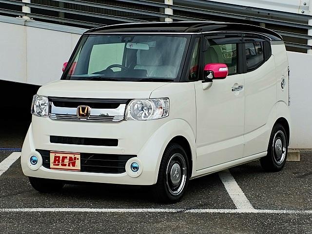 ホンダ N-BOXスラッシュ X プレミアムインターナビ/TV Bカメラ ETC
