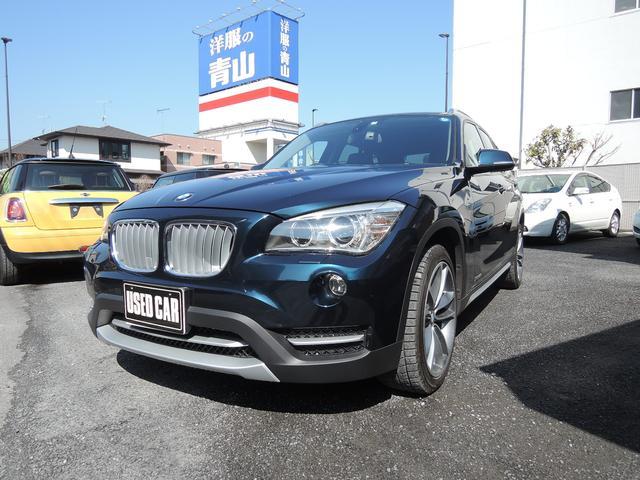 BMW xDrive 28i xライン 黒レザー 19 ナビ 希少車