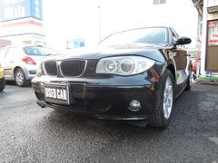 BMW118i サンルーフ レザーシート