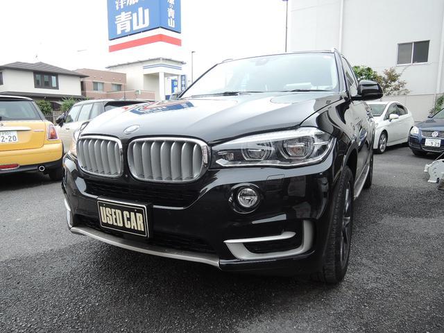 BMW xDrive 35d xライン セレクトP スポーツAT