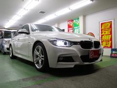 BMW320i Mスポーツ 黒革シート