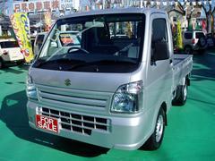 キャリイトラックKC AC PS ABS付 4WD 届出済未使用車