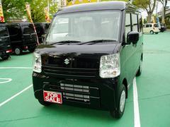 エブリイジョイン4WD 届出済未使用車 車検平成32年3月走行4km