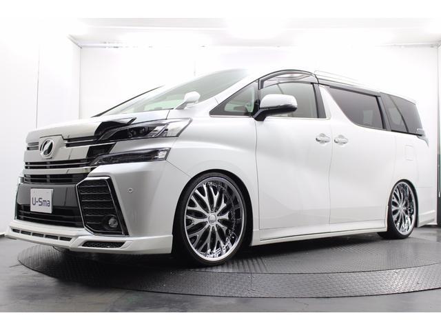 トヨタ 2.5Z Gエディション アドミレーションエアロ 車高調