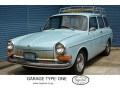 VW タイプIIIバリアント オリジナルペイント・インテリア