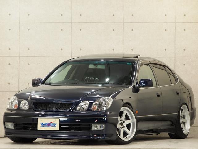 トヨタ V300 TTE特別限定車 車高調 追加メーター HDDナビ