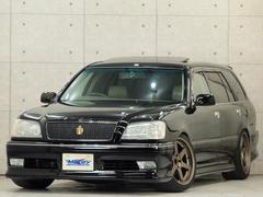 クラウンエステートアスリートV プレスポ  RS−R車高調 新品18inc
