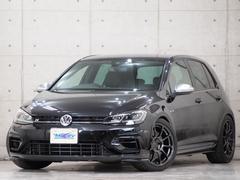 VW ゴルフRベース7.5型法人ワンオーナー デジタルメーター KW車高調
