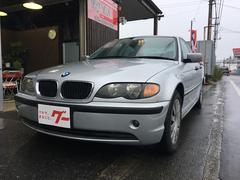 BMW318i 記録簿 サイドエアバッグ キーレス MTモード