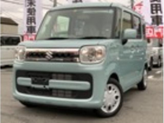 「スズキ」「スペーシア」「コンパクトカー」「東京都」の中古車