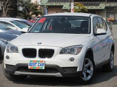 BMW X1sDrive 20i ナビパッケージ ETC 純正アルミ