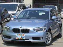 BMW116i 純正ナビ Bカメラ ETC ドラレコ 純正アルミ