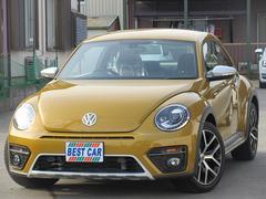 VW ザ・ビートルデューン 限定モデル 純正ナビTV 純正AW ETC HID