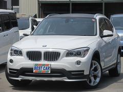 BMW X1xDrive 20i xライン4WD 純正ナビTV Bカメラ