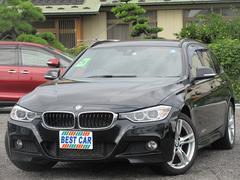 BMW320iツーリング Mスポーツ4WD 純正ナビTV Bカメラ
