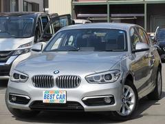 BMW118dスタイル ディーゼル 純正ナビ Bカメラ ETC