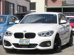 BMW118d Mスポーツエディションシャドー 本革 純正ナビ
