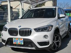BMW X1sDrive 18i xライン 純正ナビ Bカメラ ドラレコ