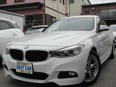 BMW320iグランツーリスモ Mスポーツ 本革シート 純正ナビ