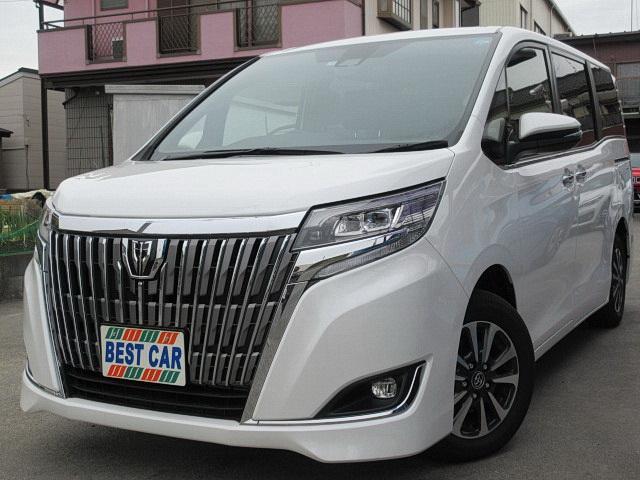 トヨタ GiプレミアムPKG 純正ナビTV 両側自動ドア 現行型