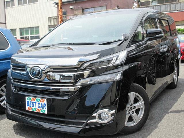 トヨタ 2.5X 自動ドア LEDライト プリクラッシュセーフティ