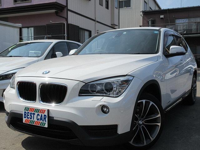 BMW sDrive 18i スポーツ 純正ナビ ETC キセノン