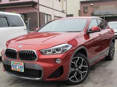 BMW X2xDrive 20i MスポーツX 4WDターボ 純正ナビ