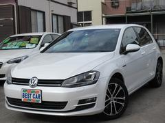 VW ゴルフエディション40 新車記録簿 ディスカバープロナビTV