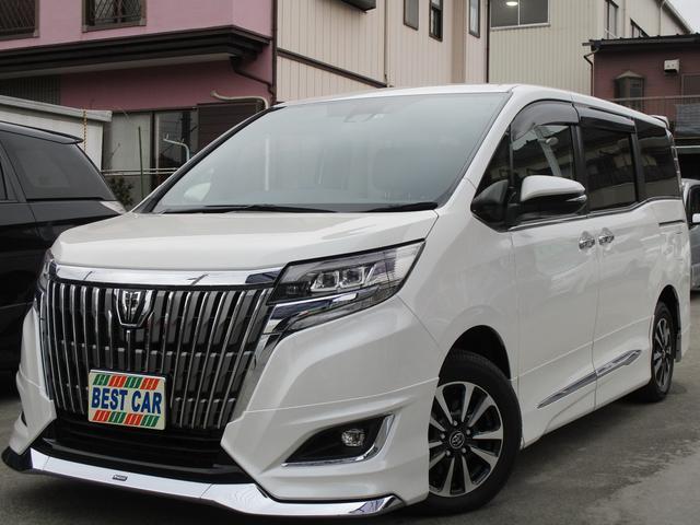 トヨタ Giプレミアムパーケージ モデリスタエアロ ツインモニター