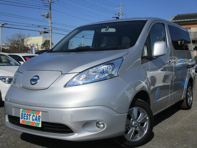 「日産」「e-NV200ワゴン」「ミニバン・ワンボックス」「埼玉県」の中古車