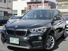 BMW X1xDrive 18d 4WD 純正ナビ バックカメラ ETC