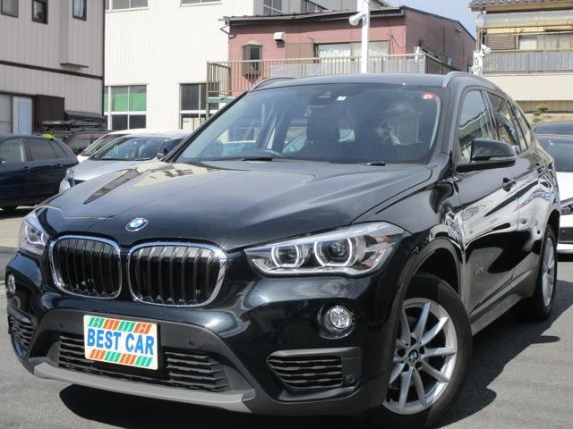 BMW xDrive18d 4WD 純正ナビ Bカメラ ディーゼルT
