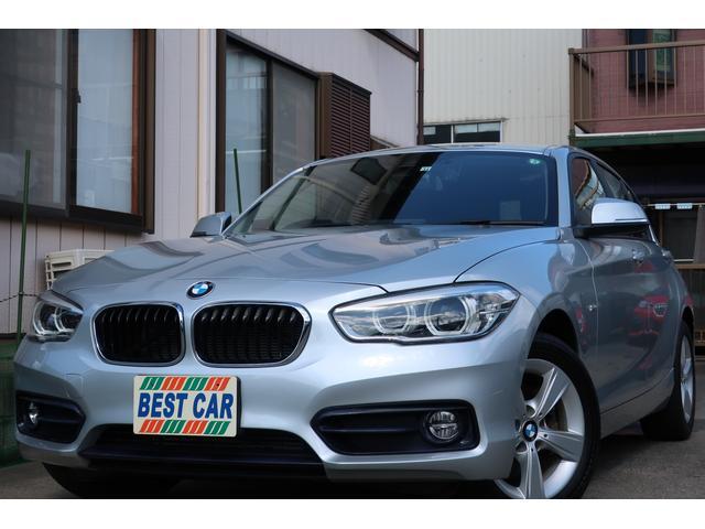 BMW 1シリーズ 118d スポーツ 禁煙車 純正HDDナビ ミュージックサーバー CD DVD再生 Bluetoothオーディオ ドライブレコーダー ETC スマートキー プッシュスタート スペアキー付き クルーズコントロール